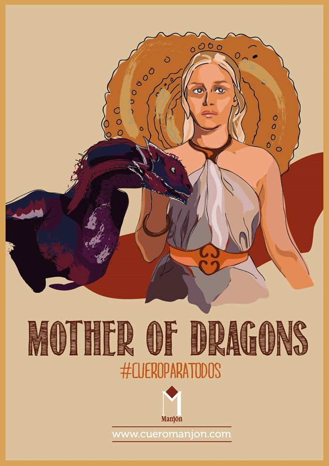 CPT Mother Of Dragons